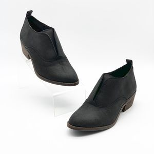 Lucky Brand Womens 8M Eur 38 Fimberly Suede Bootie